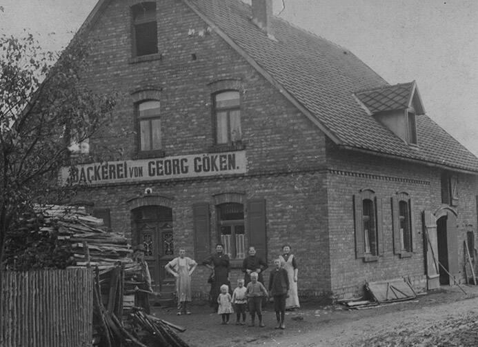 Bäckerei Georg Goeken - Außenansicht