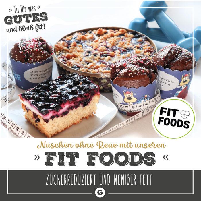 Fit Foods bei Goeken backen
