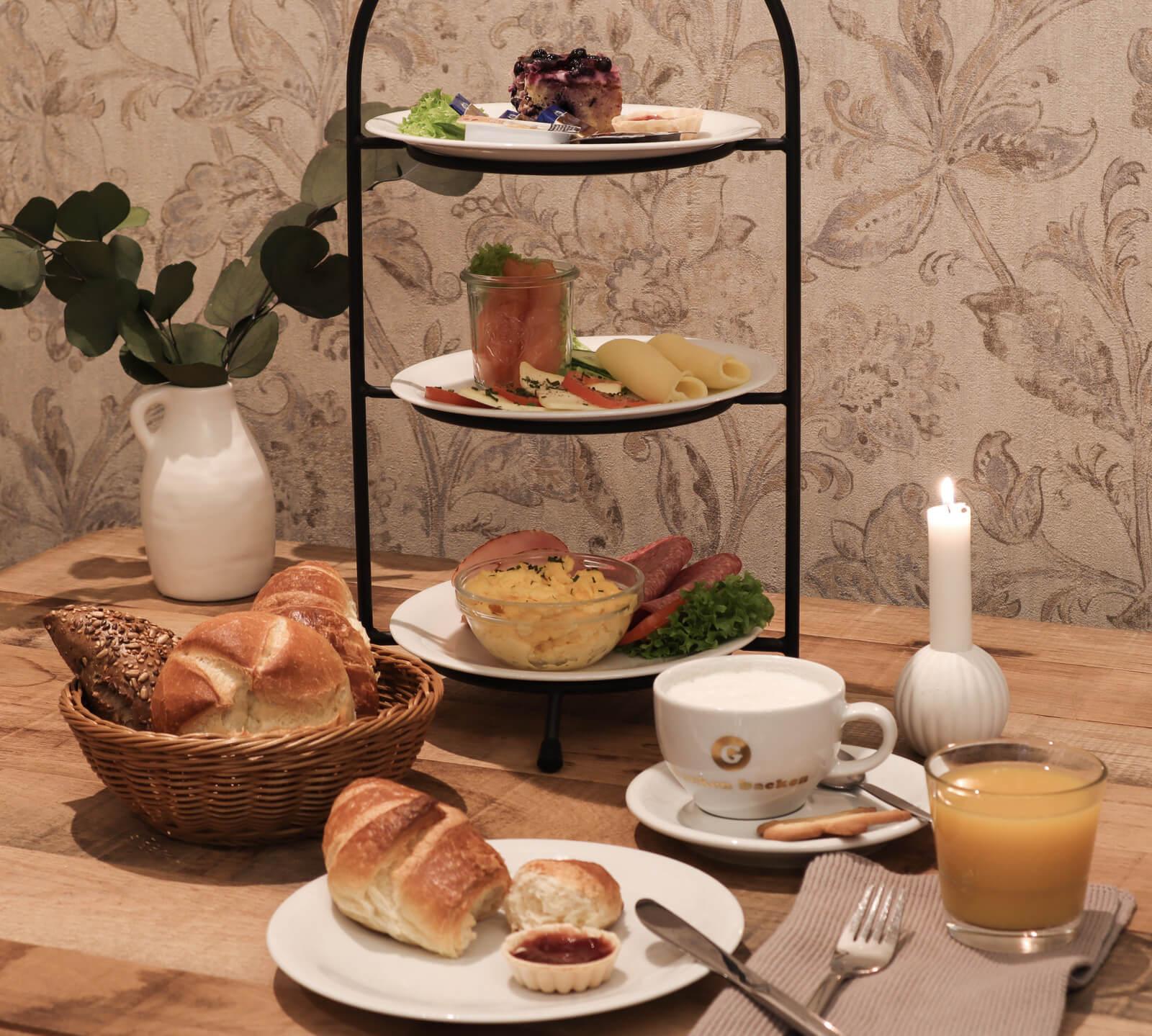 Frühstücken in Paderborn