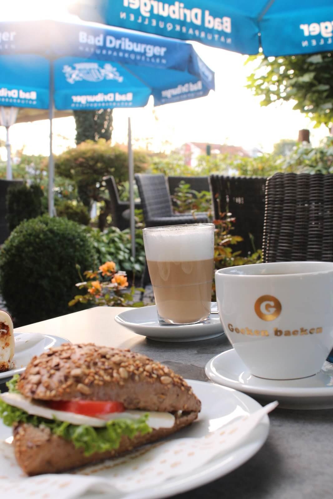 Frühstück in Paderborn