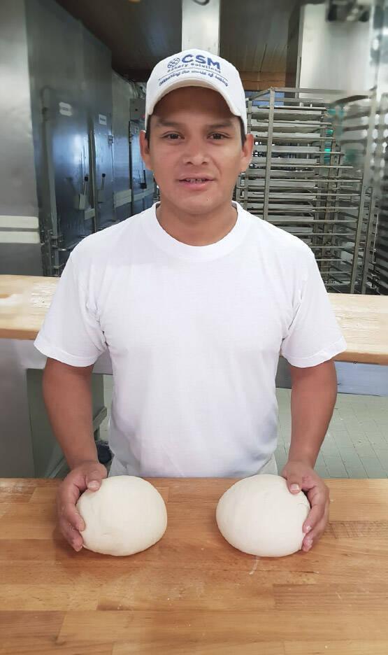 Leonardo - Bäcker bei Goeken backen