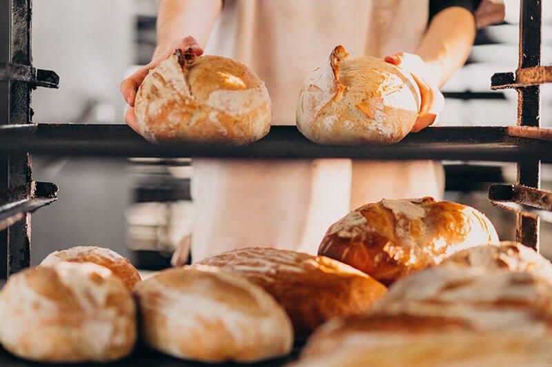 Brote und Brötchen backen