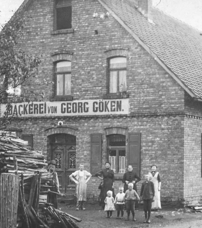 Bäckerei von Georg Goeken - Alte Bäckerei