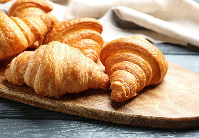 Croissants von Goeken backen