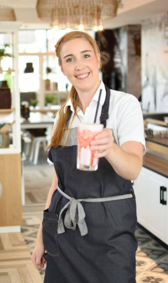 Fiona - Filialleitung Café am Nordcube Paderborn