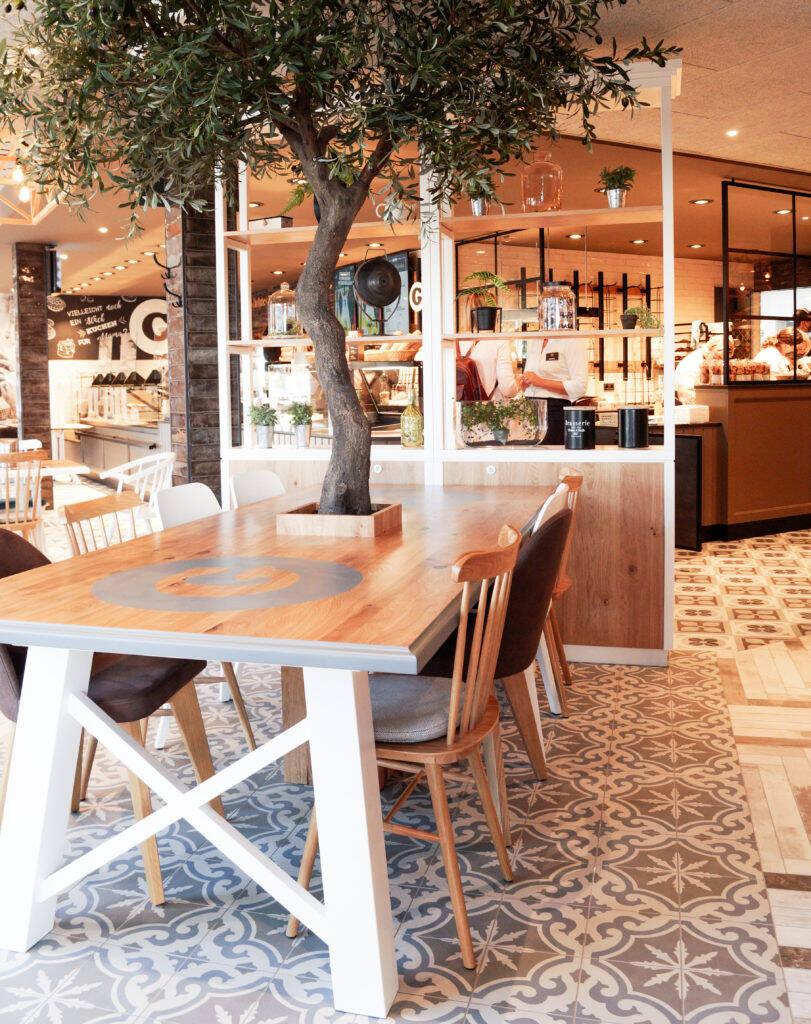 Café schlangen
